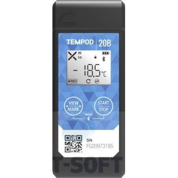 Tempod 20B rejestrator temperatury z Bluetooth