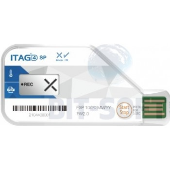ITAG®4SP - Jednorazowy rejestrator USB