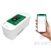 Ein tragbarer batteriebetriebener Kühlschrank BC-1500A