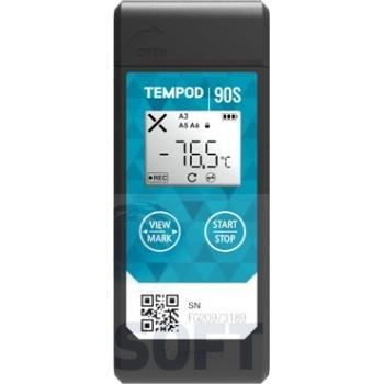 TEMPOD 90S jednorazowy rejestrator niskotemperaturowy