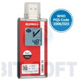 LIBERO CS- disposable temperature data logger