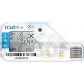 ITAG®4 TH - Jednorazowy rejestrator wilgotności i temperatury