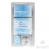 tempmate®-GS jednorazowy rejestrator GSM
